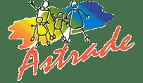 logotipo astrade